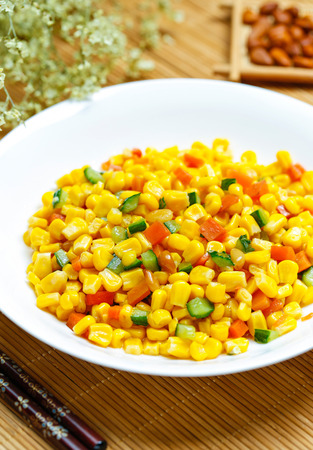 pine kernels: Sauteed Sweet Corn with Pine Nuts