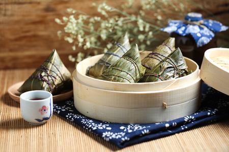 Dragon Boat Festival rice dumplings  and  Realgar wine