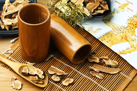 Chinese traditional cupping therapy