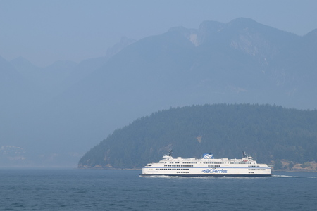 Ferry from Horseshoe Bay Editöryel