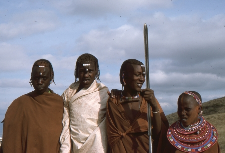 African natives
