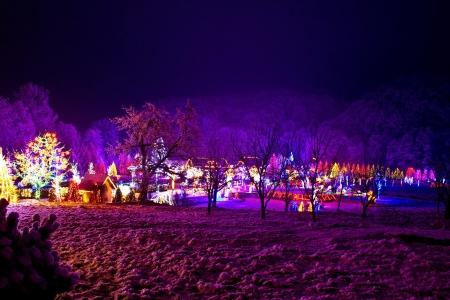 hospedaje: Navidad pueblo en el valle de bosque, Croacia