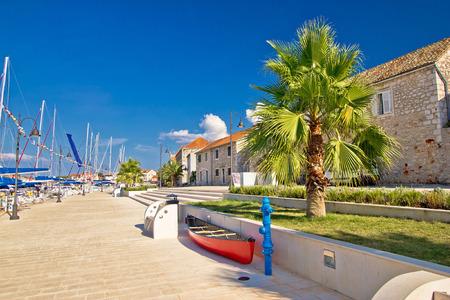 starigrad: Stari Grad on Hvar Island, Dalmatia, Croatia