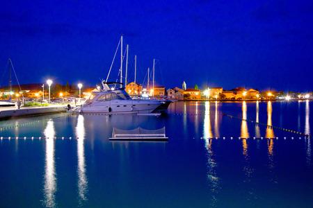 Yachting destination of Sukosan bay, Dalmatia, Croatia photo