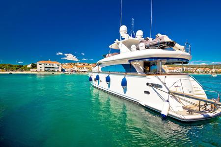 yachting: Yachting in tourist destination of Primosten in Dalmatia, Croatia