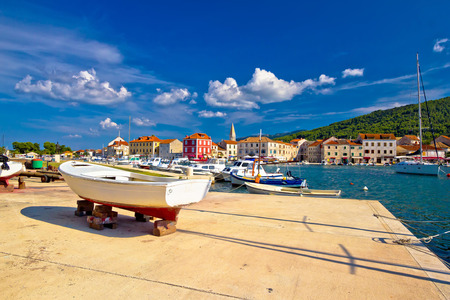 starigrad: Old pictoresque town of Starigrad Hvar, island in Dalmatia, Croatia