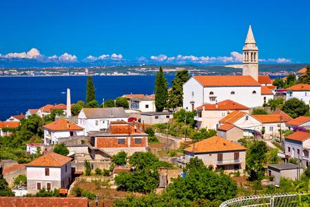Dalmatian Town of Kali, Island of Ugljan, Croatia