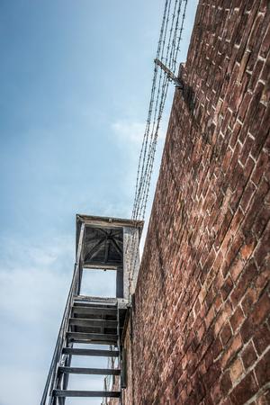 prison: prison Stock Photo