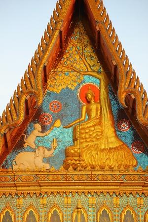 presumption: Statues of Buddha.