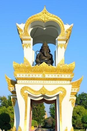 presumption: Shrine in Nakhon Pathom