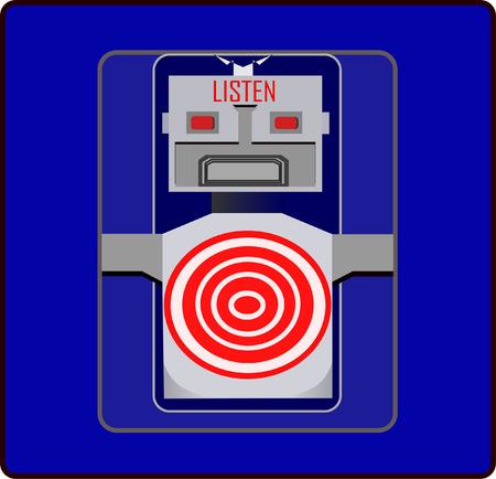 Hypnosis robot