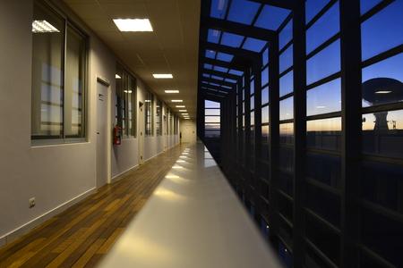 hall Illuminated