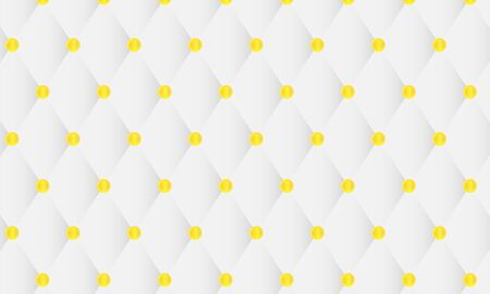 white square pattern with gold pin template