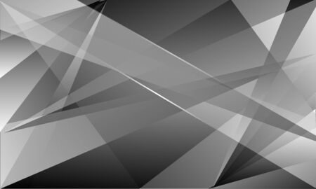 blue triangle overlap abstract background