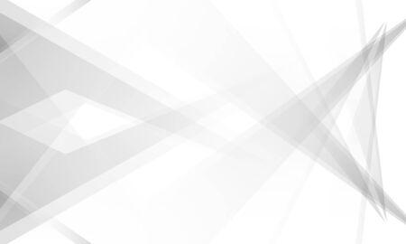 abstract gray shade triangle background Ilustração