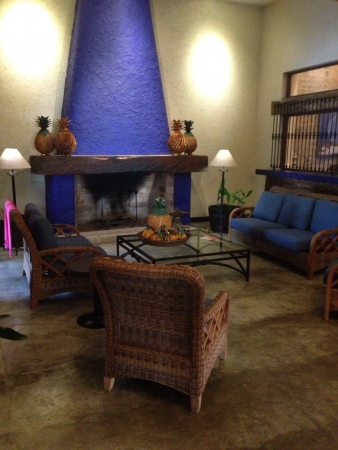 Photo taken at a hotel in Monterey Mexico  Фото со стока