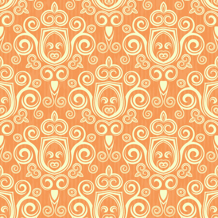 seamless floral: seamless floral background