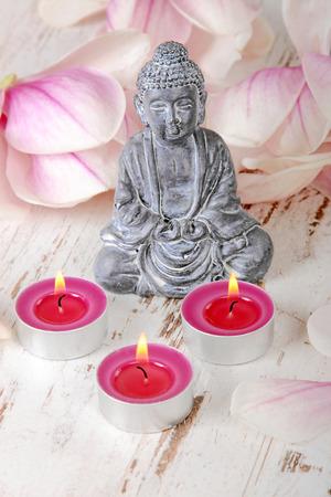 esoterismo: Buda Foto de archivo