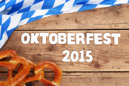 checker flag: Octoberfest