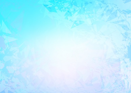 frost: Vector wallpaper or background for design, frost