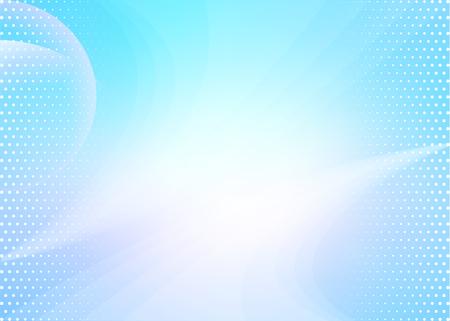 ligh: Fresh ligh blue and white vector background Illustration