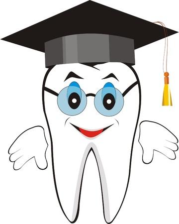 Wisdom tooth Stock Vector - 9776460