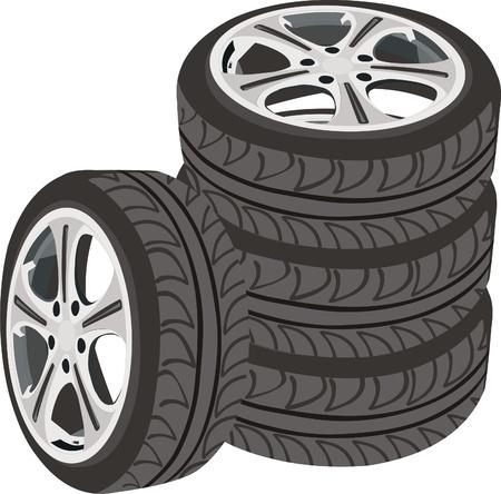 roues de voiture