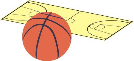 basket-ball Illustration