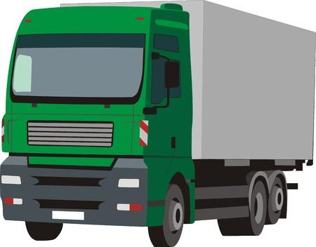 Truck Stock Vector - 11493817