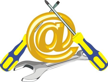 screwdriver: Internet repair
