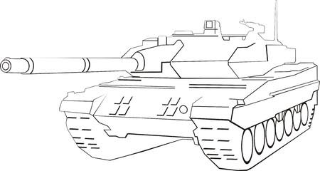 batallón: Tanque del ejército Resumen