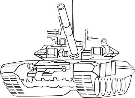 batallón: El tanque de ejército