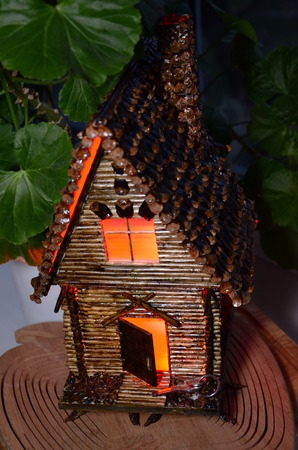 Witch house Stock Photo