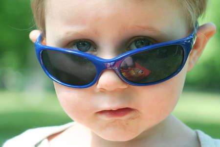 dinky: Cool boy Stock Photo