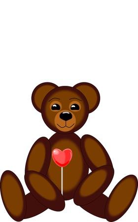 lollypop: Bear lollypop