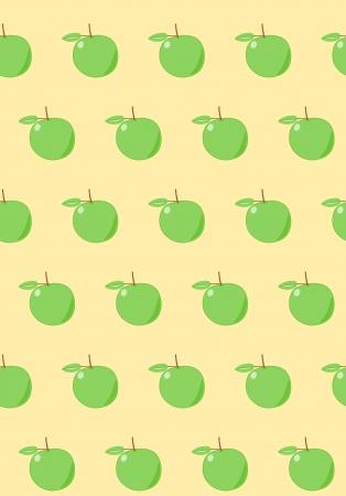 Apple texture Vector