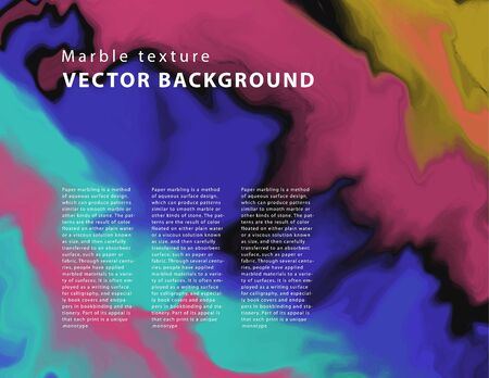Vector abstract unicorn holographic iridescent dynamic pattern.Colorful gradient background in modern 80 - 90s neon colors. Good for wallpaper,cover, book, printing, gift card, fashion design.Blue, yellow, pink, rose, purple, violet, black.