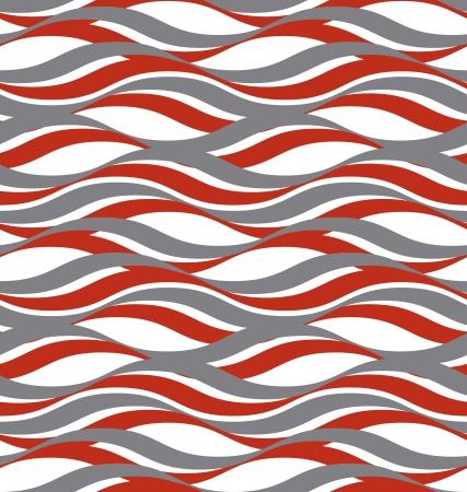 sheepskin: Abstract Wavy Seamless Background