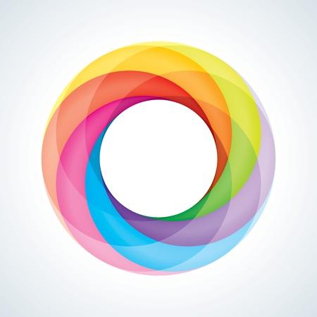 Абстрактные Infinite Loop Вход шаблона Корпоративный Иконка 6 шт Форма EPS10 Иллюстрация