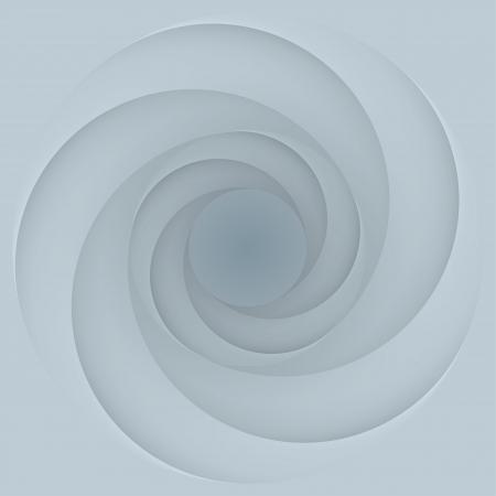 Аннотация Infinite бумаги Swirl 5 шт Круг Форма