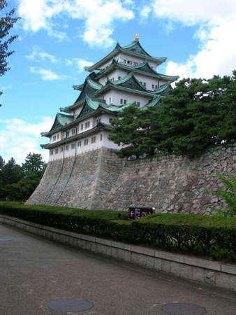 Nagoya Castles main tower