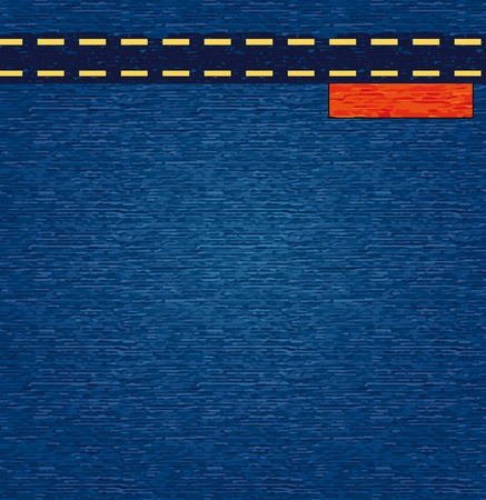 denim: vector de blue jeans de fondo para el dise�o de la web o la presentaci�n Vectores