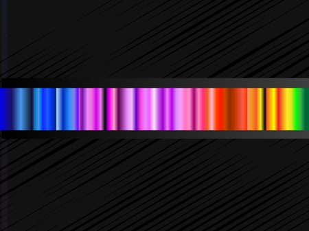 Nice colorful frame vector background for your creative work Vector