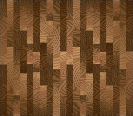 Vector wood or wooden background. Real look. Vector