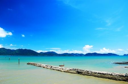 chang: Ko Chang island  Stock Photo