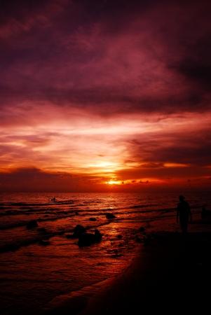 koś: Sun set Ko Chang