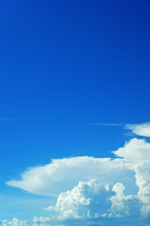 clouds sky: Sky clouds background  material