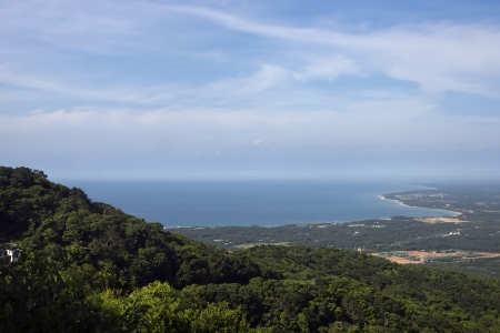 China Hainan Moon Bay View photo
