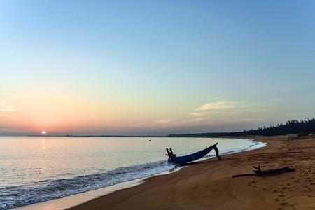 Sea background,Sunrise