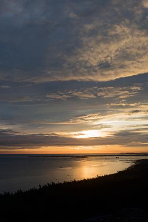 Sea background, Sunrise
